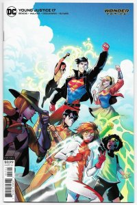 Young Justice #17 Mirka Andolfo Variant (DC, 2020) NM