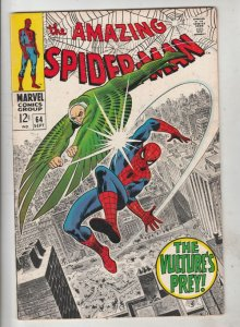 Amazing Spider-Man #64 (Sep-68) VF/NM High-Grade Spider-Man