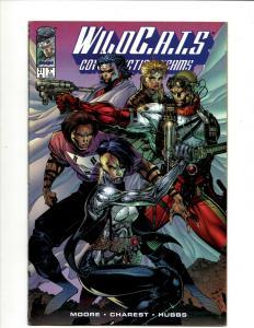 11 Wildcats Comics 21 22 25 25 27 28 30 31 33 37, Annual 2000 J344