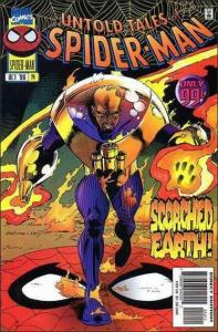 Marvel UNTOLD TALES OF SPIDER-MAN #14 VF/NM