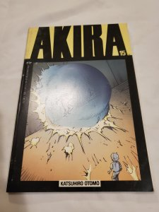 Akira 15 Fine- or better Cover by Otomo