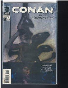 Conan and the Midnight God #3 (Dark Horse, 2007)