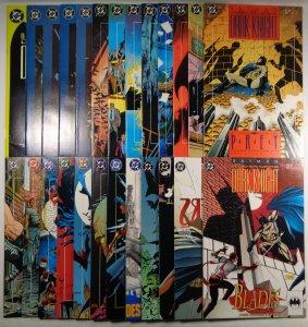 Batman Legends of the Dark Knight #1-34 Lot of 25 2 3 4 5 6 7 8 9 10 11 12 More