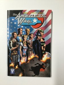 American Way Tpb Near Mint Nm Sc Softcover Wildstorm