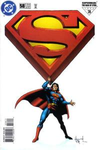 Superman: The Man of Steel #58, NM (Stock photo)