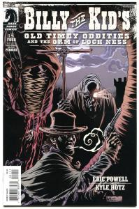 BILLY the KID #1 2 3 4, Orm of Loch Ness, NM-, Eric Powell, 2012, more  in store