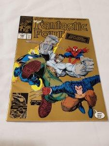 Fantastic Four 348 VF/NM reprint