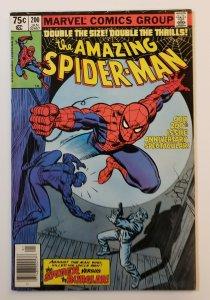 Amazing Spider-Man #200 Marvel Comics 1980 Spider Vs. The Burglar! VF+