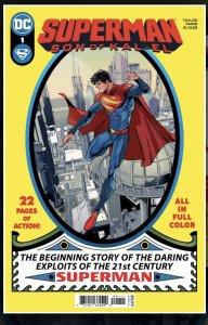 Superman: Son of Kal-El #1 (2021)
