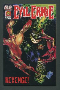 Evil Ernie Revenge #2 / 9.4 NM  December 1994
