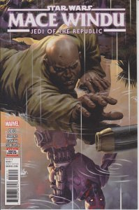 Star Wars: Mace Windu #3