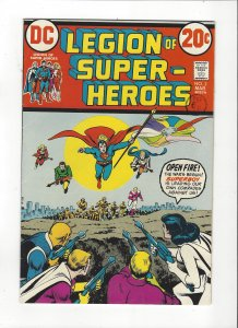 Legion Of Super-Heroes #2 (1973) Superboy Vs. The Legion High Grade
