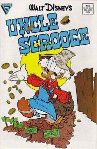 Uncle Scrooge (Walt Disney…) #220 VG; Gold Key | low grade comic - save on shipp