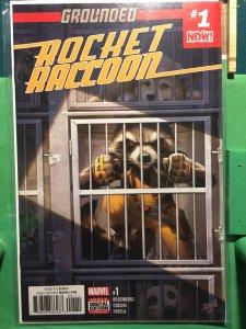 Rocket Raccoon #1 Grounded