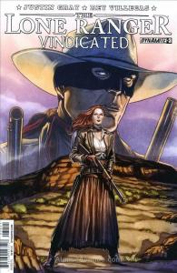 Lone Ranger, The: Vindicated #3 VF/NM; Dynamite | save on shipping - details ins