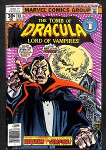 Tomb of Dracula #55 (1977)