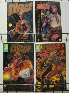 DOC SAVAGE MAN OF BRONZE (1991 ML) 1-4