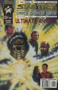 Star Trek: Deep Space Nine, Ultimate Annual #1 VF/NM; Malibu   save on shipping