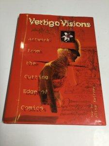 Vertigo Visions Hc Hardcover Oversized Artbook DC Comics