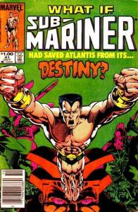 What If? (1977 series) #41, VF+ (Stock photo)