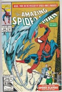 Amazing Spider-Man #368 (Nov-92) NM- High-Grade Spider-Man