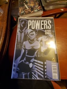 Powers: Gods #1 (2012)