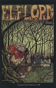 Elflord #1 VF/NM; Aircel | save on shipping - details inside