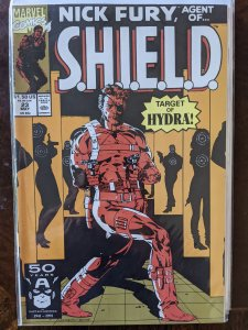 Nick Fury, Agent of SHIELD #23 (1991)