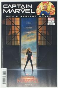 Captain Marvel 1 - Movie Variant - NM