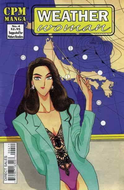 Weather Woman #4 FN; CPM | save on shipping - details inside