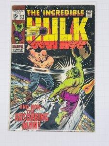 The Incredible Hulk #125 (1970)