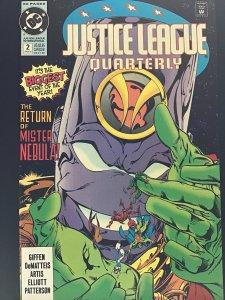 Justice League Quarterly #2 (1991)