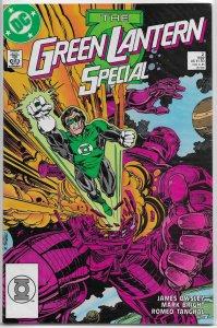 Green Lantern Special #2 FN
