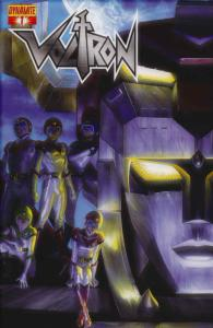 Voltron (Dynamite, Vol. 1) #1A VF/NM; Dynamite | save on shipping - details insi