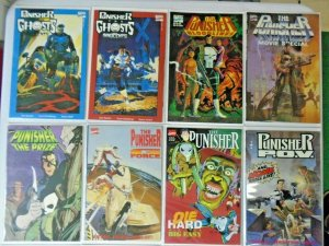 Punisher Prestige Lot, NM - 15 Different - 8.0 VF