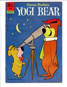 Yogi Bear #9 (Jul-62) FN/VF+ Mid-High-Grade Yogi Bear, Boo Boo