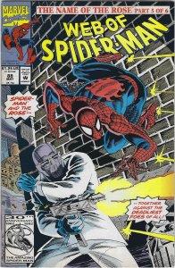 Web Of Spider-Man #88