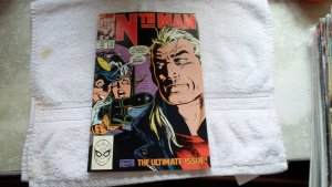 1990 MARVEL COMICS NTH MAN THE ULTIMATE ISSUE # 16