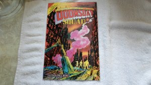AUG. 1986 FANTAGRAPHICS BOOKS THE DOOMSDAY SQUAD # 1