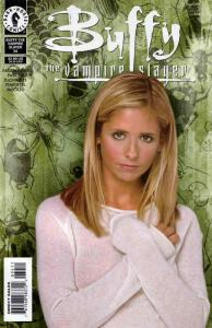 Buffy the Vampire Slayer #34SC VF/NM; Dark Horse | save on shipping - details in