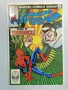 Amazing Spider-Man #240 Direct 1st Series 6.0 FN (1983)
