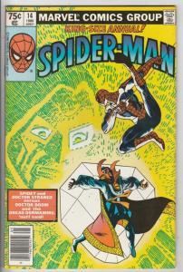 Amazing Spider-Man, King-Size Annual #14 (Jan-80) NM- High-Grade Spider-Man
