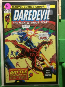 Daredevil: The Man Without Fear #132 reprint