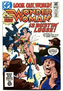WONDER WOMAN #288-FIRST APPEARANCE SILVER SWAN-HIGH GRADE - NM-