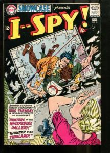 SHOWCASE #51-1965-CAVE CARSON-I SPY VG