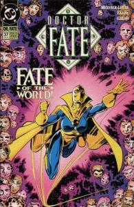 Doctor Fate (1988 series) #37, NM (Stock photo)