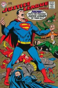 Justice League of America (1960 series) #63, VG (Stock photo)