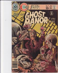 Ghost Manor #32