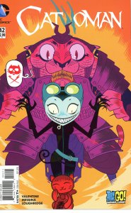 Catwoman 42 Teen Titans Go! Variant  9.0 or better (our highest grade)