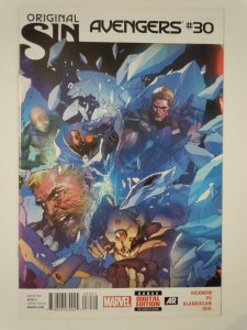 Avengers #30 (2014)